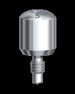 Gingivaformer Brånemark System RP Ø 5 x 5 mm