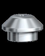Heilkappe breit Multi-unit Titan Ø 5,0 x 4,1 mm 2/Pkg
