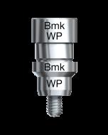 Guided Zylinder mit Pin Unigrip Brånemark System WP