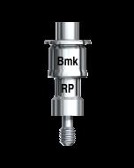Guided Verankerungsabutment mit Schraube Brånemark System RP