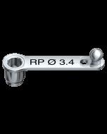 Guided Bohrerführung RP to Ø 3,4 mm