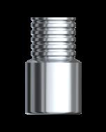 Guided provisorische Kappe Titan 6.0/WP
