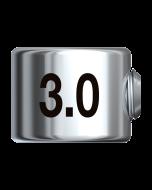 Bohrerstopp  Ø 3 mm