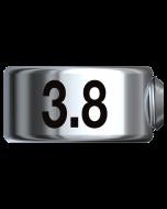 Bohrerstopp  Ø 3,8 mm