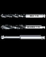 Bohrer-Kit 7-15 mm