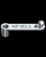 Guided Bohrerführung NP to Ø 3,2 mm