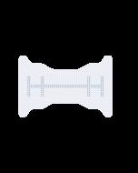 creos™ syntoprotect titanverstärkte PTFE-Membran, 250 Mikrometer, 24 x 38 mm, Form Nr. 10