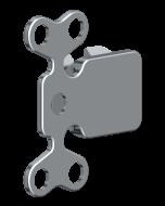 E-Clip  Verpackungseinheit - ohne Stacheln