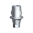 Universal Base Conical Connection NP 1,5 mm