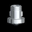 On1 Universal Abutment nicht rotationsgesichert RP 1,25 mm
