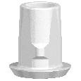 NobelPearl Ceramic Base nicht rotationsgesichert Inter-X WP