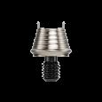 Universal Base nicht rotationsgesichert Außensechskant  WP 0,8 mm