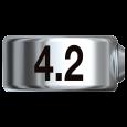 Bohrerstopp  Ø 4,2 mm