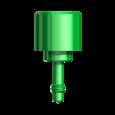 Knochenfräsenführung NobelReplace 6.0 Ø 7 mm