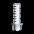 Provisorisches Abutment nicht rotationsgesichert Conical Connection WP 3 mm