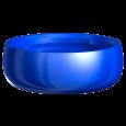 Locator® Retentionseinsatz extra leicht (blau) (20/Pkg)