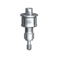 Guided Verankerungsabutment Conical Connection RP 5,0