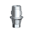 Universal Base Conical Connection RP 1,5 mm
