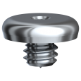 Brånemark System Zygoma Cover Screw (TiUnite)