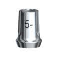 Snappy Abutment 5.5 Brånemark System RP 1 mm
