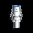 Snappy Abutment 4.0 NobelReplace WP 1.5 mm