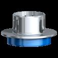 Metal Adapter Implant Bridge Lab CC WP