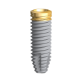 NobelParallel Conical Connection TiUltra RP 5.0 x 15 mm
