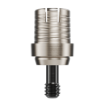 Universal Base Non-Engaging Straight Conical Connection WP