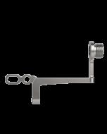 EDX Tracker Arm Assembly - anterior fixation in maxilla - right handed user