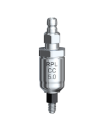 Guided Implant Mount NobelReplace Conical Connection RP 5.0