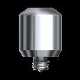 Brånemark System Zygoma Healing Abutment Ø 4 x 5 mm (TiUnite)
