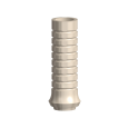 NobelProcera Wax-up Sleeve Non-engaging Conical Connection RP