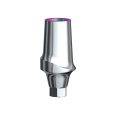 Esthetic Abutment Conical Connection NP 1.5 mm