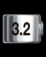 Bohrerstopp  Ø 3,2 mm