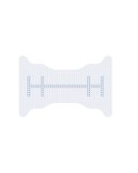 creos™ syntoprotect titanverstärkte PTFE-Membran, 150 Mikrometer, 24 x 38 mm, Form Nr. 10