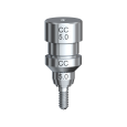 Guided Zylinder mit Pin Conical Connection RP 5,0