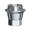 Adapter für Zirkondioxid-Abutment Conical Connection RP