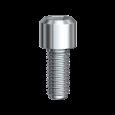 Prothetikschraube Sechskant 2 mm 4/Pkg