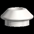 Heilkappe breit Multi-unit Brånemark System WP