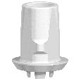 NobelPearl Ceramic Base rotationsgesichert Inter-X WP