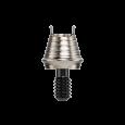 Universal Base nicht rotationsgesichert Außensechskant  RP 1,0 mm
