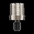 Universal Base nicht rotationsgesichert Gerades Design Außensechskant-Verbindung WP
