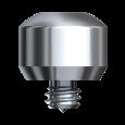 Brånemark System Zygoma Gingivaformer Ø 4 x 3 mm (TiUnite)