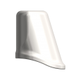 Kunststoff-/provisorische Kappe 15° Esthetic Abutment RP