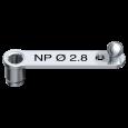 Guided Bohrerführung NP to Ø 2,8 mm