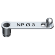 Guided Bohrerführung NP to Ø 3 mm
