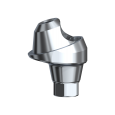 17°Multi-unit Abutment für AstraTech Aqua 2.5 mm