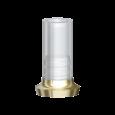 Direkt-Abutment rotationsgesichert Gold/Kunststoff 6.0 HL/RPL