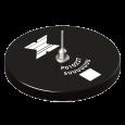 Handstück-Kalibrierscheibe – Reibungsschluss