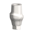Temporary Abutment Anatomical PEEK Conical Connection WP 6x7mm